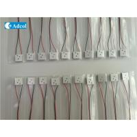 Wholesale Mini TEC  Peltier Thermoelectric Modules With 3 Hole For Precise Temperature Control from china suppliers