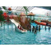 Buy cheap Indoor / Outdoor Aqua Park Equipment, Kids' Water Playground For Family Fun Customized from wholesalers