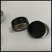 Buy cheap 15g Empty Round Shoe Polish Tin Can Aluminum Can Storage Aluminum Box from wholesalers
