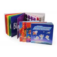 Buy cheap Degradable Childrens Book Printing Size 175 * 175 * 7mm 350g White Card Material from wholesalers