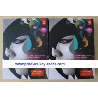 Buy cheap Student And Teacher Edition Adobe Graphic Design Software Dvd , Creative Suite 6 Design Standard from wholesalers