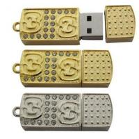 Buy cheap free shipping Jewellery usb flash drive from wholesalers