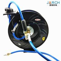 Buy cheap Black 900psi Air Retractable Hose Reel Low Pressure Automatic Expansion Pipe Type from wholesalers