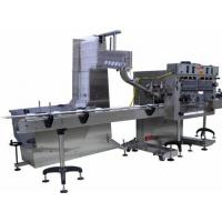 Buy cheap Stainless Steel Automatic Capping Machine With PLC Touche Screen Control from wholesalers