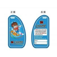Wholesale OK3D customized shape 3d lenticular tags pp pet material 3d motion changing printing lenticular tags factory supplier from china suppliers