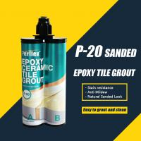 Buy cheap Matt Sanded Ceramic Tile Grout  Stain Resistance | Easy Grouting from wholesalers