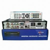 Buy cheap Satellite Receiver, DVB-S2 Receiver, Support IKS and SKS for South America from wholesalers