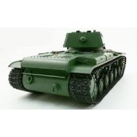 Buy cheap Russian RC Tank Kv-1 Model with Smoke and Sounds from wholesalers