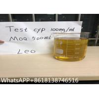 Wholesale 99%pure Legal Injectable Steroids Test cyp 50mg-300mg/ml Safety clearance from china suppliers