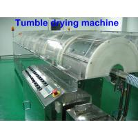Buy cheap High Speed / Large Volume Softgel / Paintball Tumble Drying Machine from wholesalers