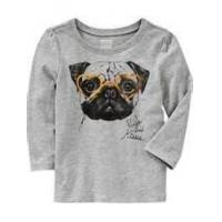Buy cheap Beautiful Anti - Shrink lovely style comfortable Toddler Graphic Tees manufactures product