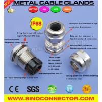 Buy cheap Metal Cable Gland (CE, SGS, IP68) from wholesalers