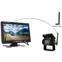 Buy cheap Backup Cameras Monitor Vehicle Reversing Systems For Truck Bus Parking Rearview System from wholesalers