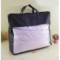Wholesale Sewing PVC Packing Bag , PVC Quilt Bag / Pillow Bag For Bedding from china suppliers