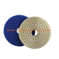 Buy cheap Good Sharpness Concrete Polishing Pads Durable  Long Working Life from wholesalers
