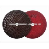 Buy cheap wet copper resin polishing pads from wholesalers