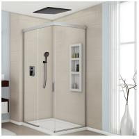 Buy cheap 8-12 Inch Concealed Shower Faucet , Solid Brass Ceiling Shower Faucet Three Modes from wholesalers