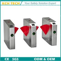 Wholesale Intelligent Remote Control System Flap Barrier Turnstile for Hotel from china suppliers
