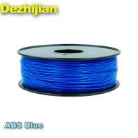 Quality 3D Printer Filament 1.75mm ABS PLA Filament 1kg 2.2lbs Spool High Accuracy PLA for sale
