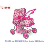 Buy cheap DOLL STROLLER/METAL from wholesalers