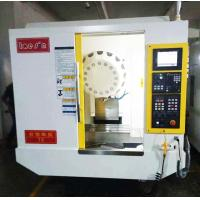 Buy cheap High Precision Industrial CNC Machine Two Plate Shield Design 60m Per Minute from wholesalers
