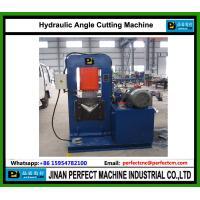 Buy cheap Hydraulic Angle Cutting Machine - Iron Tower Manufacturing Machines (JQ14/JQ15 product