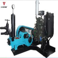 Buy cheap Three Cylinder Drilling Mud Pumps For Core Drilling Rig BW-320 from wholesalers