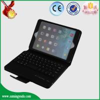 Buy cheap pu case with bluetooth keyboard factory for ipad mini from wholesalers