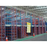 Buy cheap Mezzanine Warehouse Racking Systems 3 Floor Racking System Fit from wholesalers