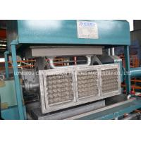 Buy cheap 2000 pcs/hr Pulp Molding Egg Tray Making Machine Automatic Rotary Paper from wholesalers