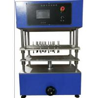 Buy cheap LCD Display Lab Testing Equipment Button Press Test Machine with Knob Adjustable from wholesalers