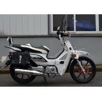 Buy cheap 4 Gear Super Cub C100 Motorcycle 150KG Max Load Weight Disk / Drum Break from wholesalers