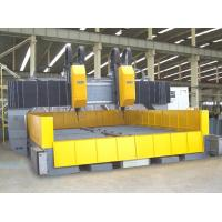Buy cheap Movable Plate CNC Gantry Drilling Machine Convenient Operation For Large Metal Plate from wholesalers