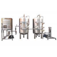 Buy cheap 10TPH RO Mineral Water Iron Removal Purifying Filter Machine Purification System from wholesalers