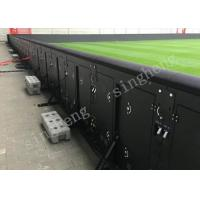 Buy cheap Video High Brightness Led Screen , P6 Led Perimeter Advertising Boards from wholesalers