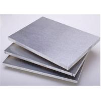 6063 T6 Aluminum Alloy Plate Thickness 6mm 1250mm*2500mm Stock Size