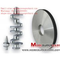 Buy cheap 1A1 CBN Grinding Wheel for auto Crankshaft from wholesalers