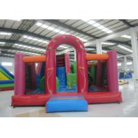Buy cheap Clown Theme Water Bouncy Castle 7 X 5x 3.8m , Outdoor Amusement Adult Slip And Slide from wholesalers