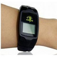 Buy cheap OEM Remote Arm7 SMS GPRS Google Map SOS Personal GPS Position System Wrist Watch Tracker from wholesalers