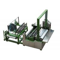 Fully Automatic Slitter Rewinder Machine Non Woven Cutting Machine Complex Manufactures