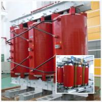 Buy cheap 6.6 KV - 50kVA Transformer Dry Type High Reliability And Self Extinguishing from wholesalers