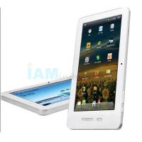 China dual core 1.5GHZ IPS screen 7 inch google android 2.3 tablet pc with bluetooth on sale