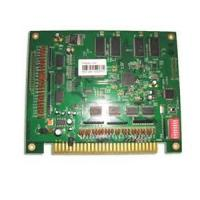 Buy cheap FR4 Multi game board  / arcade game pcb with gold finger 1oz from wholesalers