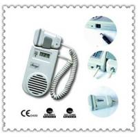 Buy cheap electronic fetal doppler 3Mhz rechargeable battery wholesale in China from wholesalers