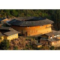 Buy cheap Fujian Tulou Oil Painting--- Landscape from wholesalers