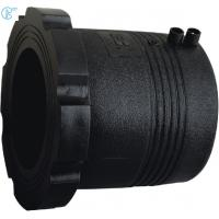 Buy cheap CR HDPE Electrofusion Fittings , Electrofusion Flange Adaptor For Hdpe Pipe PN16 SDR11 PE100 from wholesalers