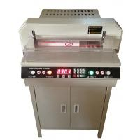 Buy cheap Fast Number Control Electric Paper Cutter Machine 45cm With Simple Design from wholesalers