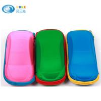 Buy cheap Cute Colorful Car Shape EVA Pencil Case , Lovely Multi Functional Eva Hard Case from wholesalers