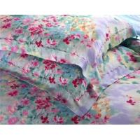 Buy cheap 300TC luxurious tencel bedding set include douvt cover, fitted sheet and 2 pillow case from wholesalers