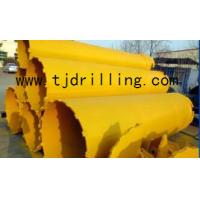 Buy cheap single wall casing 800mm with key join for double rotary piling work used on bauer soilmec drilling rig from wholesalers